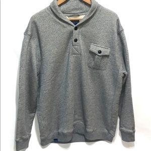 Pendleton Pullover shawl collar sweater size XXL